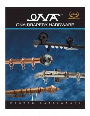 ONA Drapery Hardware