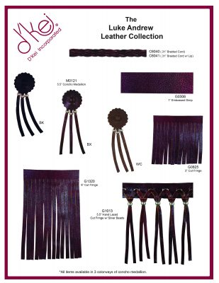 Luke Andrew Leather Collection