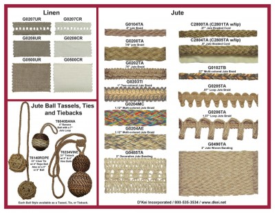 The Jute Collection
