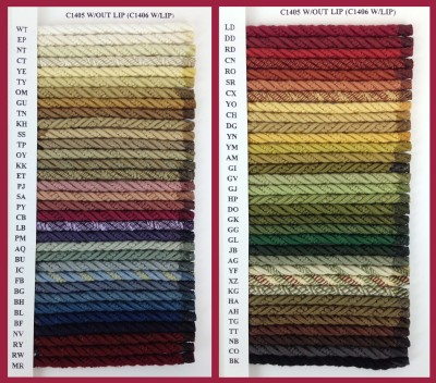 SD1405 Upholstery Cord Collection Page 1
