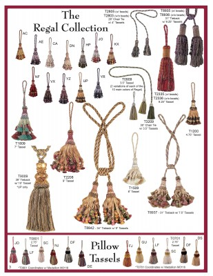 Tassels, Ties, and More Page 3