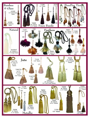 Tassels, Ties, and More Page 7