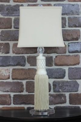 Tassel Table Lamp CT