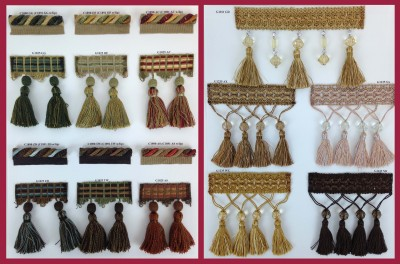 SD0046B Tassel Fringe II Collection