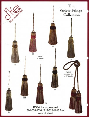 Variety Fringe Collection