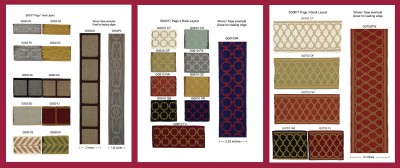 SD0077 Wide Woven Tapes Collection Page 1