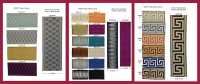 SD0077 Wide Woven Tapes Collection Page 2