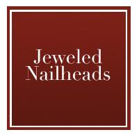 jewelednailheads