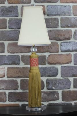 Tassel Buffet Lamp FW