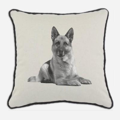 P17-DOG01-NO-BKGerman Shepherd_Pillow