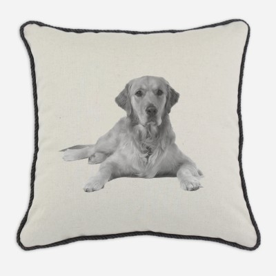 P17-DOG03-NO-BKGolden Retriever_Pillow