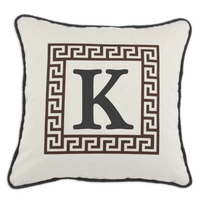 P17-LTRK-GK-109_Brown Greek Key Pillow