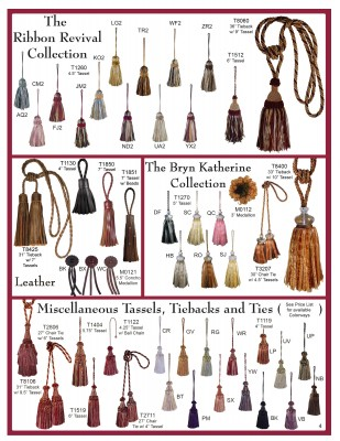 Tassels, Ties, and More Page 4
