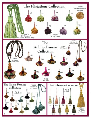 Tassels, Ties, and More Page 5
