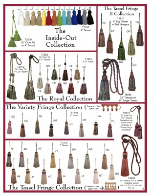 Tassels, Ties, and More Page 6