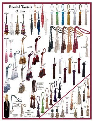 Tassels, Ties, and More Page 8